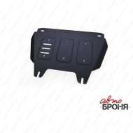 "Защита ""АвтоБРОНЯ"" для РК Isuzu D-Max II 2012-2020. Артикул: 111.09104.1"