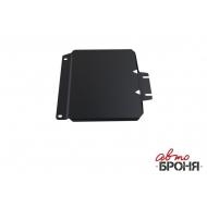 """Защита """"АвтоБРОНЯ"""" для РК Nissan NP300 2008-2015. Артикул: 111.04127.1"""