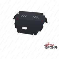 """Защита """"АвтоБРОНЯ"""" для картера Infiniti J 30 1992-1997. Артикул: 111.04130.1"""
