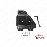 """Защита """"АвтоБРОНЯ"""" для РК Lexus LX 450 2008-2020. Артикул: 111.09508.1"""