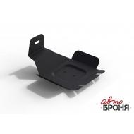 "Защита ""АвтоБРОНЯ"" для редуктора Nissan Pathfinder R52 2014-2017. Артикул: 111.04160.1"
