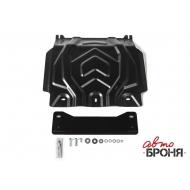 "Защита ""АвтоБРОНЯ"" для картера Fiat Fullback 2016-2020. Артикул: 111.04041.2"