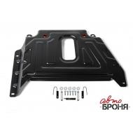 "Защита ""АвтоБРОНЯ"" для кислородного датчика Nissan Terrano III 4WD 2014-2020. Артикул: 111.04725.2"