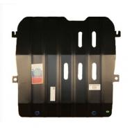 "Защита ""АвтоЩИТ"" для картера двигателя и КПП Cadillac SRX II 2010-2020. Артикул: 1617"