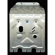 """Защита алюминиевая """"АвтоЩИТ"""" для картера двигателя Chevrolet Niva 2002-2020. Артикул: 1828"""