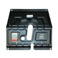 """Защита """"АвтоЩИТ"""" для картера двигателя и КПП Chevrolet Aveo II 2012-2020. Артикул: 1831"""