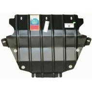"""Защита """"АвтоЩИТ"""" для радиаторов Chevrolet TrailBlazer II 2013-2020. Артикул: 1839"""