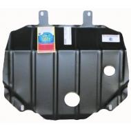 "Защита ""АвтоЩИТ"" для картера двигателя Chevrolet TrailBlazer II 2013-2020. Артикул: 1840"