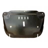 """Защита композитная """"АвтоЩИТ"""" для картера двигателя и КПП Peugeot 407 2004-2010. Артикул: 2072"""