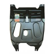 """Защита """"АвтоЩИТ"""" для картера двигателя и КПП Daewoo Nexia (все) 1995-2020. Артикул: 2120"""