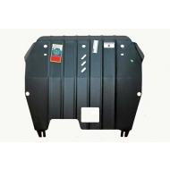 "Защита ""АвтоЩИТ"" для картера двигателя и КПП Ford Edge 2013-2020. Артикул: 2641"