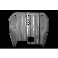 "Защита алюминиевая ""АвтоЩИТ"" для картера двигателя и КПП Ford Edge 2013-2020. Артикул: 2642"