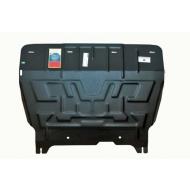 """Защита """"АвтоЩИТ"""" для картера двигателя и КПП Ford Tourneo Customs 2012-2020. Артикул: 2644"""