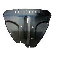 "Защита композитная ""АвтоЩИТ"" для картера двигателя и КПП Ford S-max 2006-2020. Артикул: 2671"