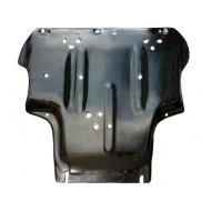 """Защита композитная """"АвтоЩИТ"""" для картера двигателя и КПП Ford Grand C-Max II 2010-2020. Артикул: 2673"""