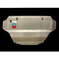 """Защита алюминиевая """"АвтоЩИТ"""" для картера двигателя Infiniti FX 35, 37, 50 универсал 2010-2012. Артикул: 2914"""