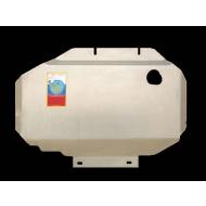 """Защита алюминиевая """"АвтоЩИТ"""" для картера двигателя Infiniti QX56 II универсал 2004-2007. Артикул: 2922"""