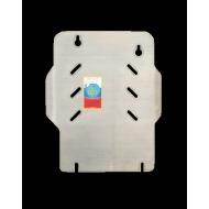 "Защита алюминиевая ""АвтоЩИТ"" для КПП Infiniti QX56 III 2010-2020. Артикул: 2927"