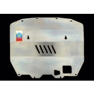 """Защита алюминиевая """"АвтоЩИТ"""" для картера двигателя Infiniti M 25 2010-2020. Артикул: 2930"""
