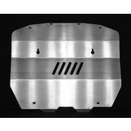"""Защита алюминиевая """"АвтоЩИТ"""" для картера двигателя Infiniti M 56 седан 2010-2020. Артикул: 2931"""