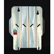 "Защита алюминиевая ""АвтоЩИТ"" для КПП Infiniti QX56 III 2010-2020. Артикул: 2952"