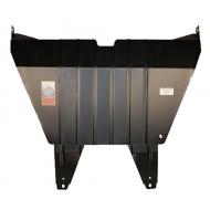 """Защита """"АвтоЩИТ"""" для картера двигателя и КПП Hyundai Sonata IV, V 2001-2010. Артикул: 3120"""