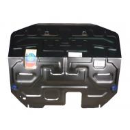 """Защита """"АвтоЩИТ"""" для картера двигателя и КПП Hyundai ix35 2010-2015. Артикул: 3141"""