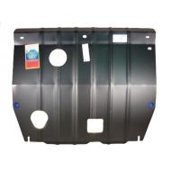 """Защита """"АвтоЩИТ"""" для картера двигателя и КПП Hyundai Sonata VI 2010-2014. Артикул: 3142"""