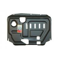 """Защита """"АвтоЩИТ"""" для картера двигателя и КПП Hyundai Elantra IV HD 2007-2010. Артикул: 3147"""