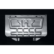 """Защита алюминиевая """"АвтоЩИТ"""" для картера Hyundai Genesis II седан 2014-2017. Артикул: 3169"""