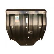 """Защита композитная """"АвтоЩИТ"""" для картера двигателя и КПП Hyundai Grandeur V 2011-2016. Артикул: 3182"""