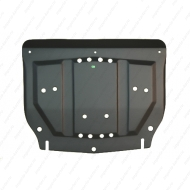 """Защита композитная """"АвтоЩИТ"""" для картера двигателя и КПП Hyundai Elantra V 2010-2014. Артикул: 3184"""