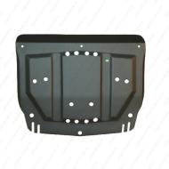 "Защита композитная ""АвтоЩИТ"" для картера двигателя и КПП Hyundai i30 II 2012-2020. Артикул: 3185"