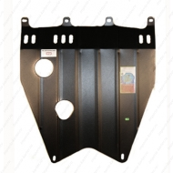"""Защита """"АвтоЩИТ"""" для картера двигателя и КПП Honda Civic VIII хэтчбек 2006-2011. Артикул: 3211"""