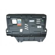 """Защита """"АвтоЩИТ"""" для картера двигателя и КПП Honda Civic VIII седан 2006-2011. Артикул: 3220"""
