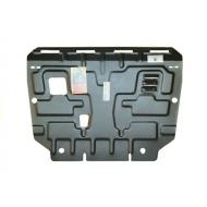 """Защита """"АвтоЩИТ"""" для картера двигателя и КПП Honda Civic IX хэтчбек 2012-2020. Артикул: 3228"""