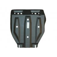 """Защита композитная """"АвтоЩИТ"""" для картера двигателя и КПП Honda Jazz II 2008-2020. Артикул: 3275"""