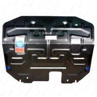 "Защита ""АвтоЩИТ"" для картера двигателя и КПП Kia Sportage III 2010-2015. Артикул: 3635"