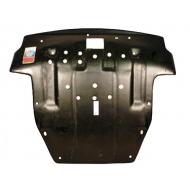 """Защита композитная """"АвтоЩИТ"""" для картера двигателя и КПП Kia Sorento II XM 2009-2012. Артикул: 3670"""