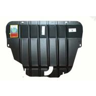 """Защита """"АвтоЩИТ"""" для картера двигателя и КПП Land Rover Freelander II 2006-2014. Артикул: 3830"""