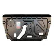 """Защита """"АвтоЩИТ"""" для картера двигателя и КПП Lexus RX 350 III 2009-2015. Артикул: 3910"""