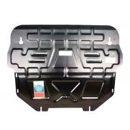 """Защита """"АвтоЩИТ"""" для картера двигателя Lexus IS 250 2005-2012. Артикул: 3916"""