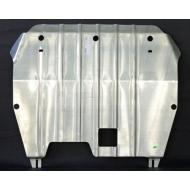 """Защита алюминиевая """"АвтоЩИТ"""" для картера двигателя и КПП Mazda CX-9 2013-2020. Артикул: 4125"""