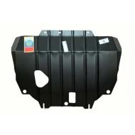 "Защита ""АвтоЩИТ"" для картера двигателя и КПП Mazda 6 III 2012-2020. Артикул: 4127"