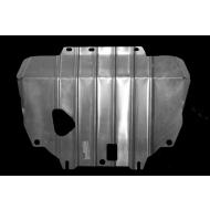 """Защита алюминиевая """"АвтоЩИТ"""" для картера двигателя и КПП Mazda 6 III 2012-2020. Артикул: 4128"""