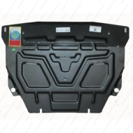 "Защита ""АвтоЩИТ"" для картера двигателя и КПП Mini One хэтчбек 2007-2020. Артикул: 4310"