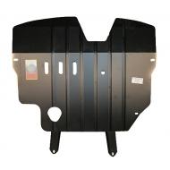 """Защита """"АвтоЩИТ"""" для картера двигателя и КПП Mitsubishi Galant IX 2006-2012. Артикул: 4413"""