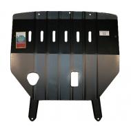 """Защита """"АвтоЩИТ"""" для картера двигателя и КПП (сталь 3 мм) Mitsubishi Colt 2004-2009. Артикул: 4414"""