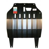 """Защита """"АвтоЩИТ"""" для картера двигателя и КПП Mitsubishi Outlander XL 2006-2012. Артикул: 4419"""