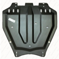 """Защита композитная """"АвтоЩИТ"""" для картера двигателя и КПП Mitsubishi Lancer 10 2007-2020. Артикул: 4470"""